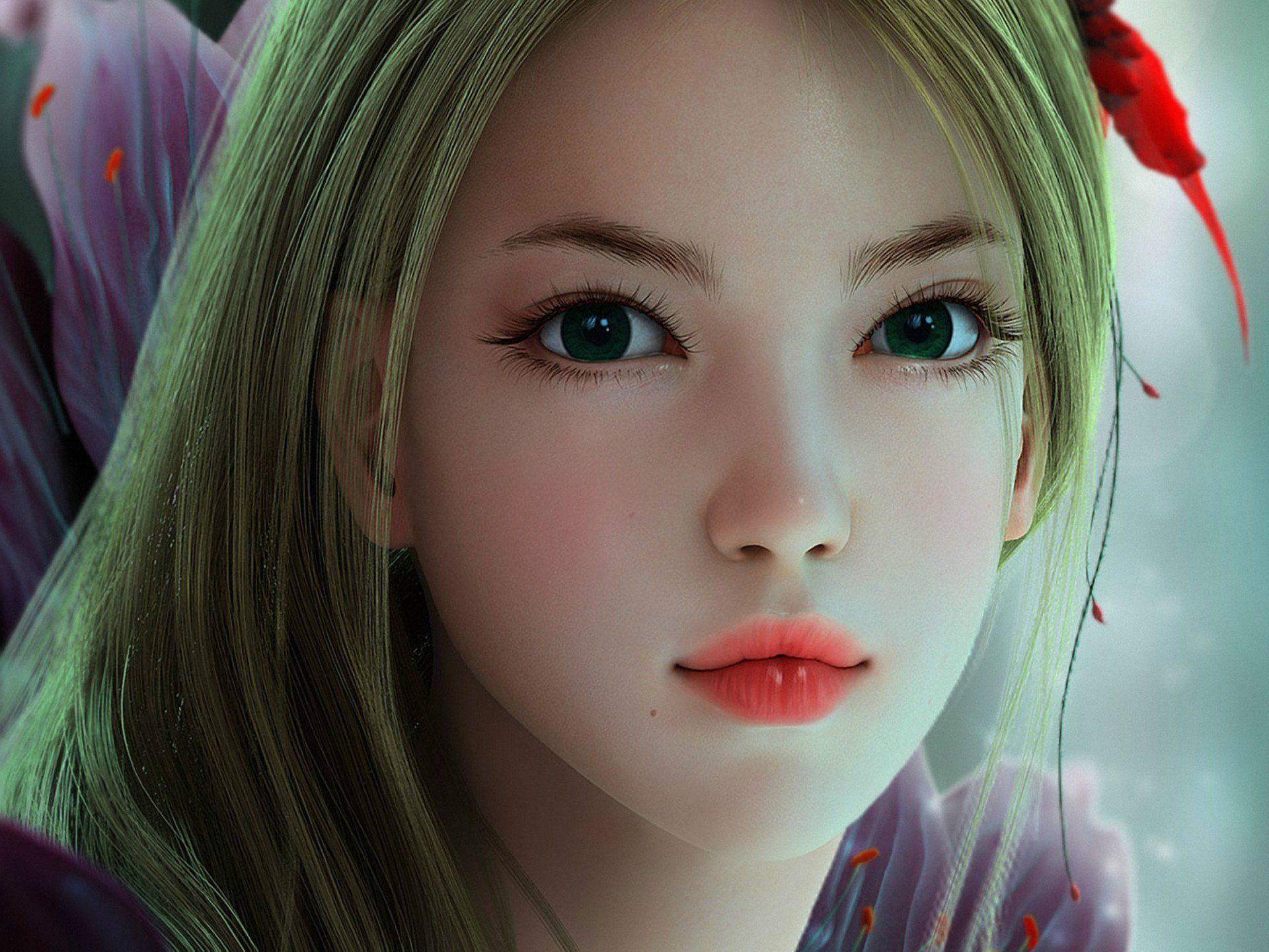 beautiful-girl-face-free-desktop-wallpaper-1920×1440-beauty