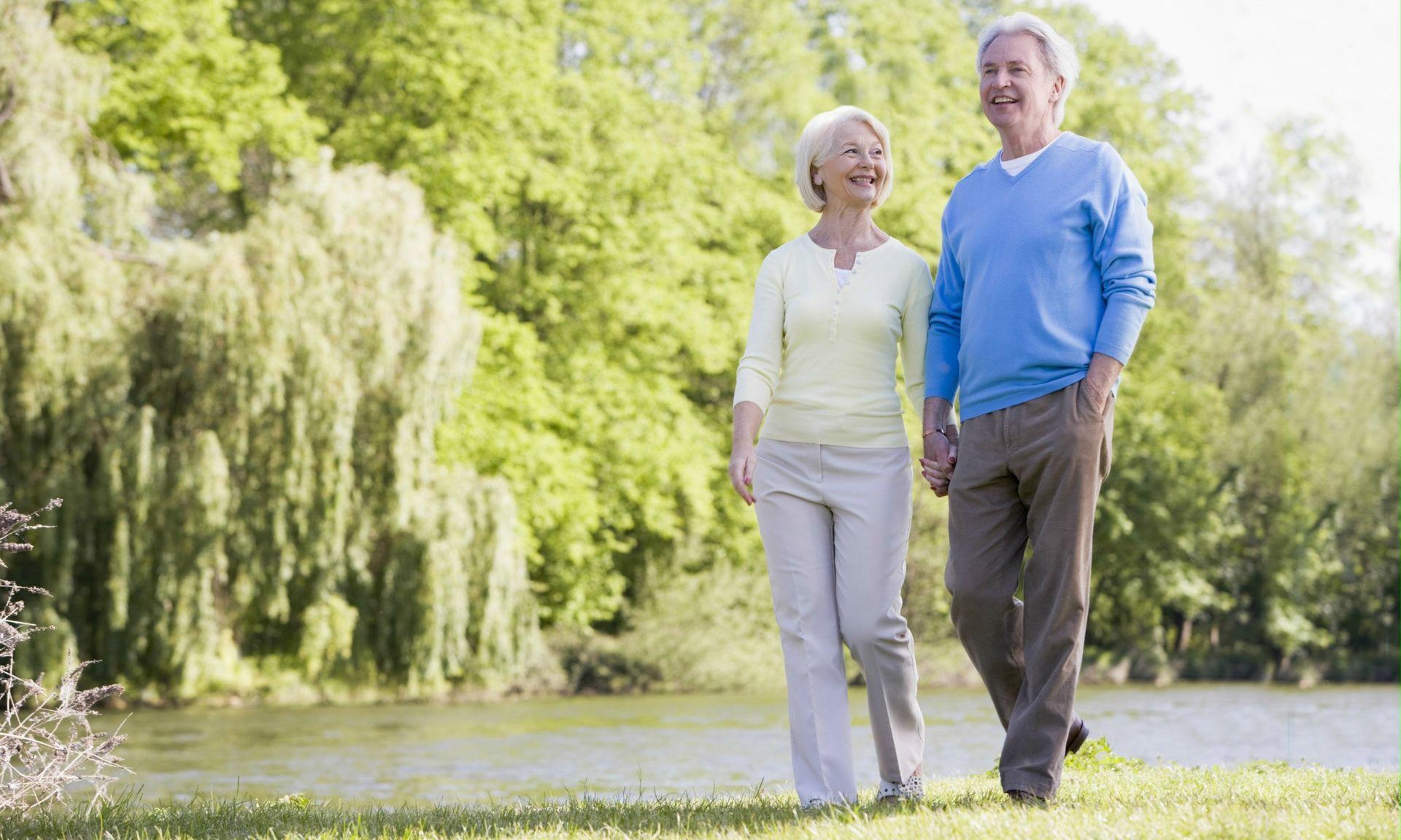 elderly-couple-walk-lake-park-end-of-life-plan-spry12-couple