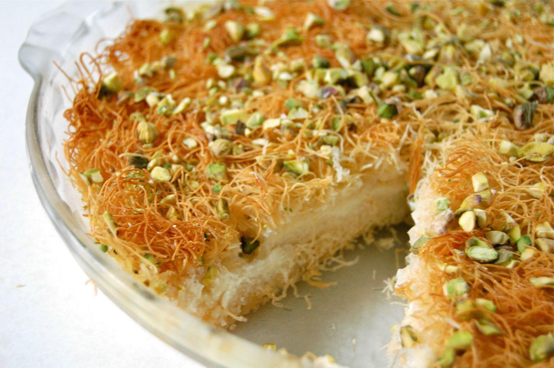 konafah-cooking