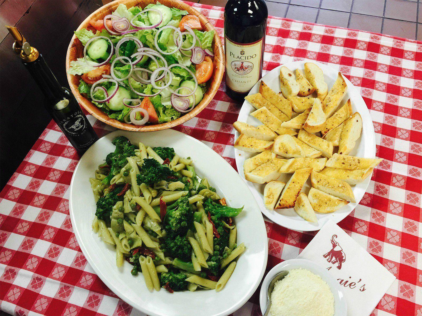 pasta-night-special-italian-food-augies-family-style-italian-restaurant-ballston-spa-ny-cooking