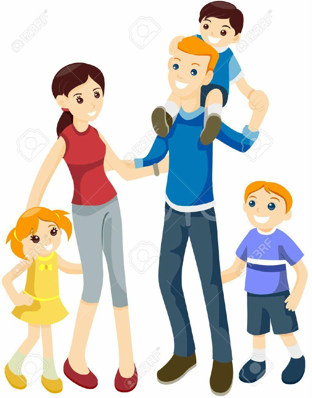 5171836happyfamilywithclippingpathstockvectorfamilyartclip-happy-family