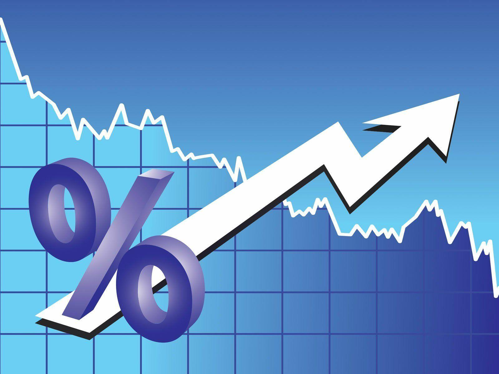 blue-arrow-world-finance-chart-finance