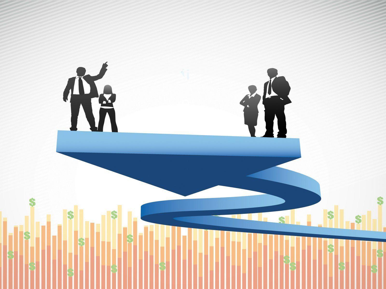 finance-arrow-powerpoint-templates-finance