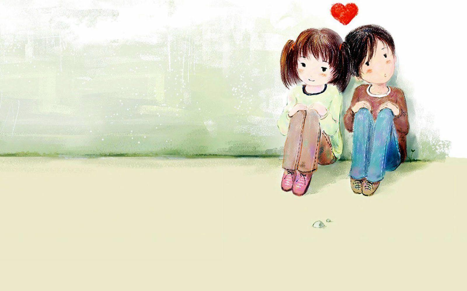 romantic-cartoon-couple-wallpapers-couple
